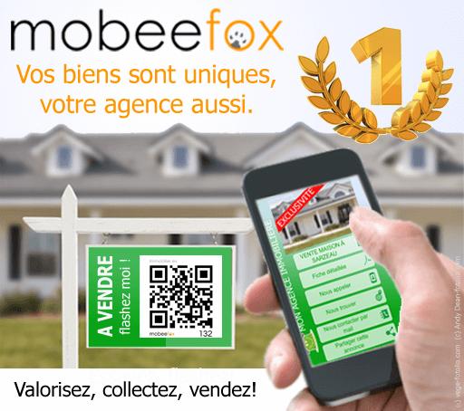 Mobeefox dans l'immobilier