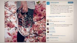 Mi Adidas et Instagram, via : BeGeek.fr