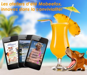 Ateliers d'été Mobeefox