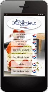 Smartphone ducourtieux home